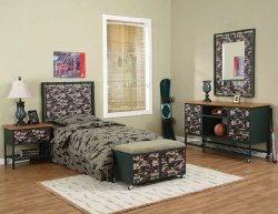 Powell Cameron Youth Bedroom Set - Twin 5 Pc