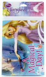 Disney's Tangled Invitations - 1