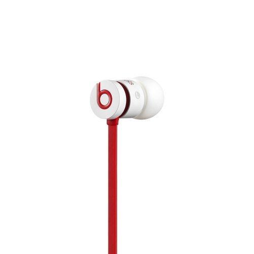 Beats by Dr. Dre urBeats Auricolari In-Ear 3-Button, Bianco Lucido  [imballaggio Non-Retail]