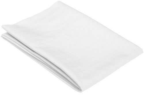Cottonova 2-Piece 800-Thread Count Solid Egyptian Cotton King Pillowcases, White
