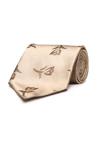 gianfranco-ferre-herren-krawatte-seiden-krawatte-primavera-farbe-beige-grosse-one-size