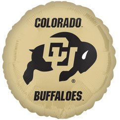 "18"" University of Colorado Foil Balloon - 1"