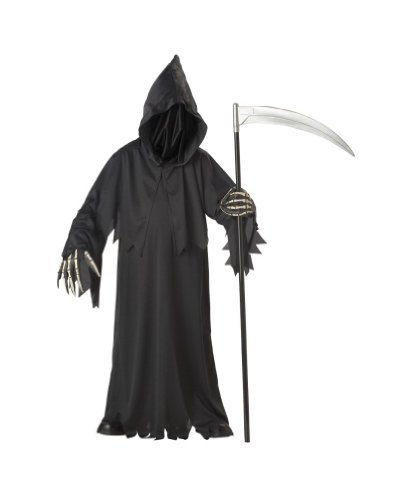 Grim Reaper Costume deluxe - Child