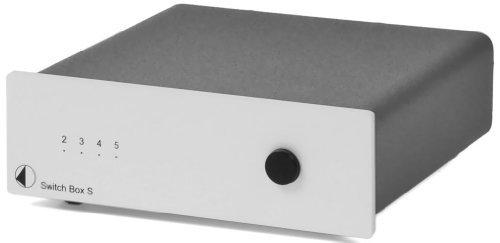 Box s switch avant argenté