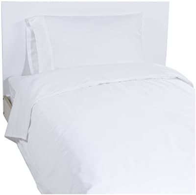 New Arrivals Twin White Pique Coverlet - White