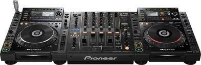 Pioneer CDJ-2000nxs Professional System