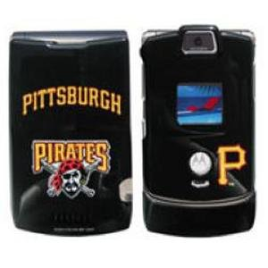 Pittsburgh Pirates V-3 Razr Cell Case