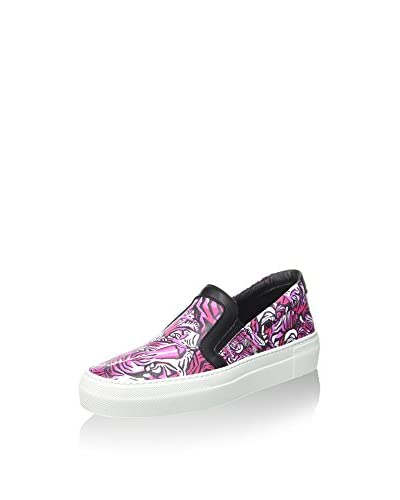 Just Cavalli Slip-On weiß/magenta