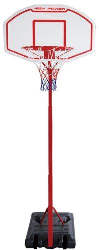 High Power Basket Easy Impianto, Rosso