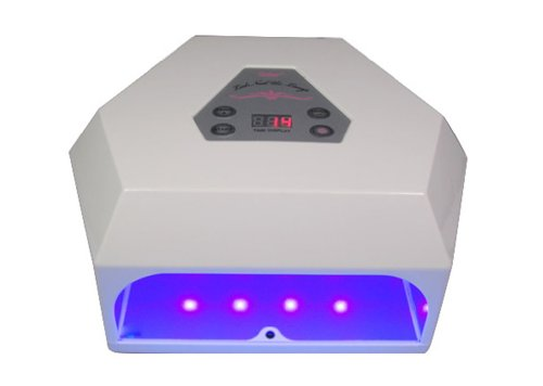 Dreamy House Nail Uv Lamp Led Light Quicker Dryer 12W Ladies Beauty Box Dr-602