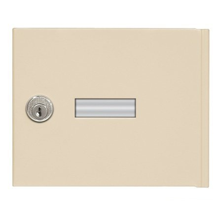 Salsbury 19951K-San Replacement Door With Master Key Lock Standard A Size