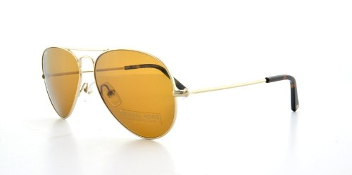 Michael By Michael Kors Sunglasses Mmk 2046/S Gold 717 Mmk 2046