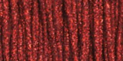 Tobin Craft Trim-Red -Glitter; 6 Items/Order