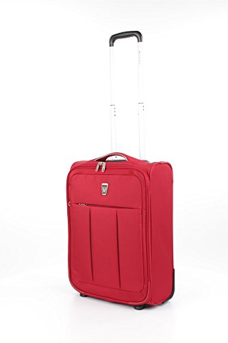 roncato-polylight-2-wheels-cabin-trolley-55-cm-rosso