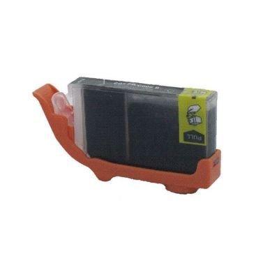 Druckerpatrone für Canon PIXMA: BFC3000 / BFC6000 / BFC6100 / BFC6200 / BFC6200S / BFC6500 / / BJF300 / BJF600 / BJS400 / i550 / i550x / i560 / i850 / i860 / i865 / i6100 / i6500 / S400x / S400SP / S450 / S500 / S520 / S520x / S530D / S600 / S630 / S630N / S750 / S4500 / S6300 / MPC400 / MPC600 / MP730 / MP750 / MP780 / IP3000 / IP4000 / IP4000R / IP5000 / MultiPASSC 100 / C755 / F30 / F50 / F60 / F80 / SmartBase MPC400 / MPC600F / MP700Photo / MP730Photo kompatible (BCI-6BK) mit Chip