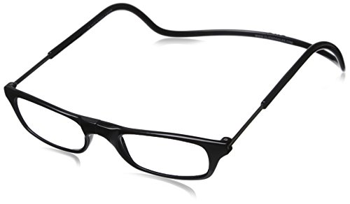 clic-long-adjustable-front-connect-ready-reader-black-long-125-strength