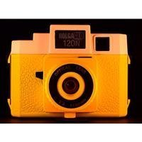 Best Prices! Holga 306120 Holga HOLGAGLO 120N Cameras (Orange Burst)