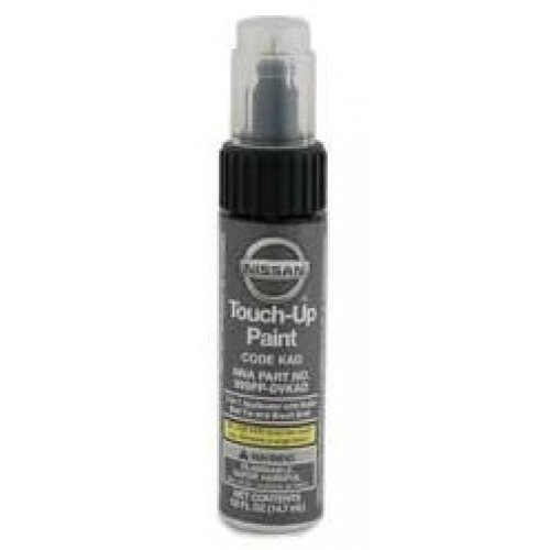 Nissan Touch up Paint .5oz 2-in-1 Applicator (KAD Gun Metallic) (Nissan Kad Paint compare prices)