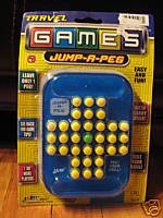 Jump-A-Peg Travel Games - 1