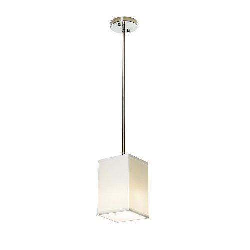 >>>Sale Sharper Image SI100016 Square Pendant Lamp With