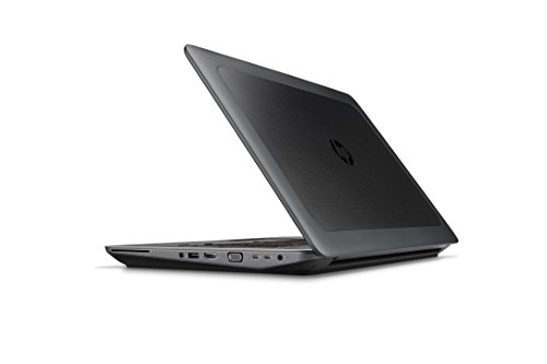"HP ZBook 17 G3 2.9GHz E3-1535MV5 17.3"" 1920 x 1080Pixels Nero"