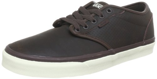 Vans Mens Atwood Espresso/Antique Low-Top VTUYLAJ 8.5 UK, 42.5 EU, 9.5 US