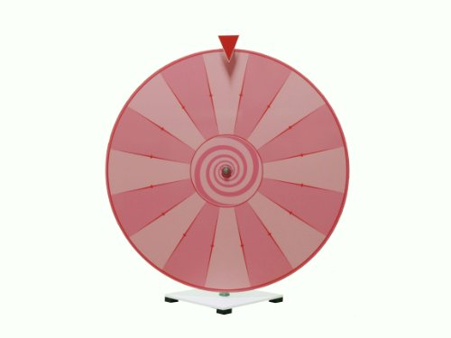 24 Pink Face Dry Erase Prize Wheel. Fits with Mary Kay and Avon Theme зонт prize 3 350