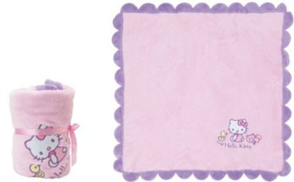 Hello Kitty Ultra Soft Baby Blanket