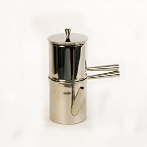 Amazon.com Ilsa Stainless Steel Neapolitan Coffee Maker ...