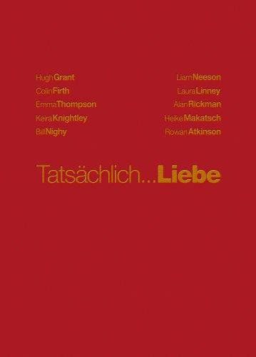 Tatsächlich ... Liebe (Samt Edition) [Limited Edition]