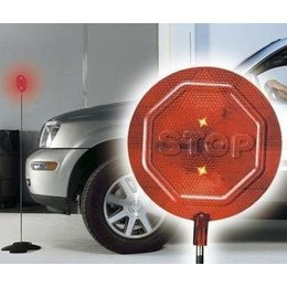 Flashing Garage Parking Signal