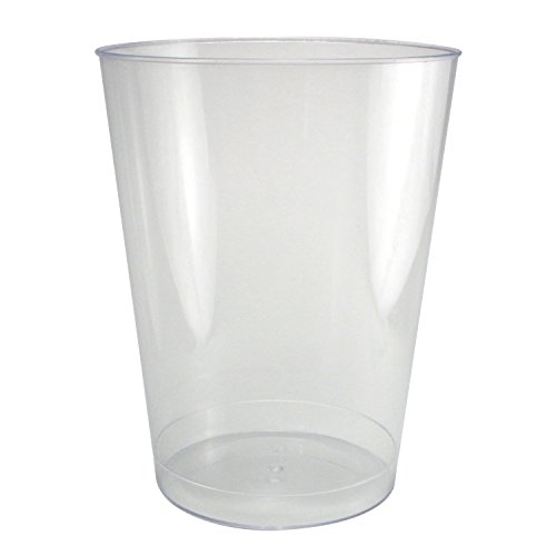 Enimay 10 oz. Tumbler Party Cup Clear Supplies Pack 20