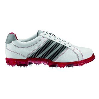 adidas adiCROSS Tour 2013 Golf Shoes White/Red