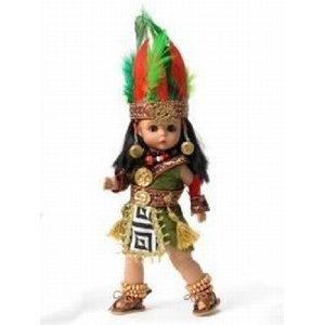 Madame Alexander Dolls 8 Mexico