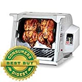 Ronco Showtime Standard Rotisserie 5500 Series, Stainless Steel