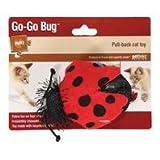 Petlinks Go-Go Bug Pull-Back Motion Toy