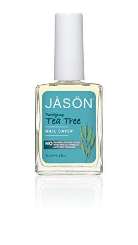 JASON Purifying Tea Tree Nail Saver, 0.5 Ounce (Aroma Nail Polish compare prices)