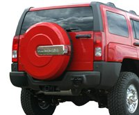 Hummer H3 Xtreme Spare Tire Cover - Genuine GM Licensed - 32