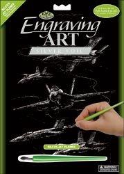 Royal Brush Silver Foil Engraving Art Kit 8