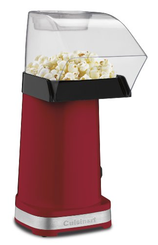 Best Prices! Cuisinart CPM-100 EasyPop Hot Air Popcorn Maker, Red
