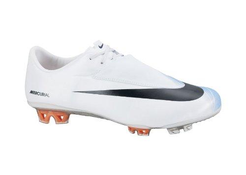 sports shoes 86736 1a77e Nike Mercurial Vapor VI FG Mens Soccer Cleats  396125-404  Windchill Dark  Obsidian Chlorine Blue Mens Shoes 396125-404-8.5 Features