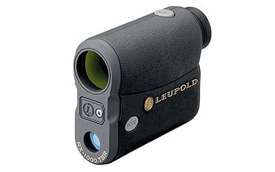 Leupold Rx-1000 Rangefinder 6X 22Mm Compact Tbr With Dna Black/Gray 112179
