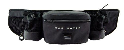 Mad Water Waterproof Waist Pack, Black