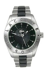 Lacoste Club Collection Biarritz Black Dial Women's watch #2000583