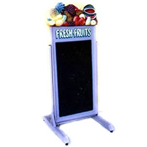 Aufsteller Fresh - Fruits 1 Dekorationsfigur