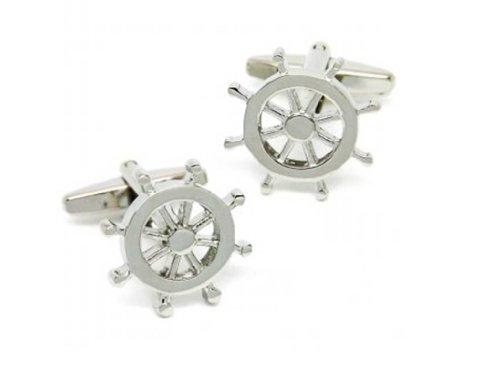 Boat Wheel Cufflinks
