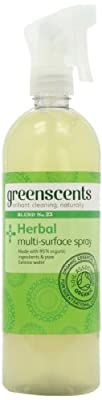 Greenscents Organic Herbal Multi Surface Spray (Pack of 2)
