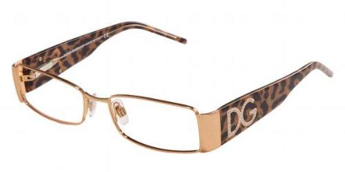 Eyeglasses Dolce & Gabbana DG1143B 212 GOLD+HORN