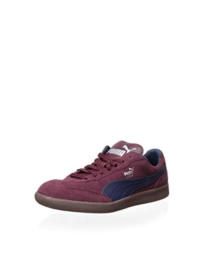 Puma Men's Liga Suede Casual Sneaker