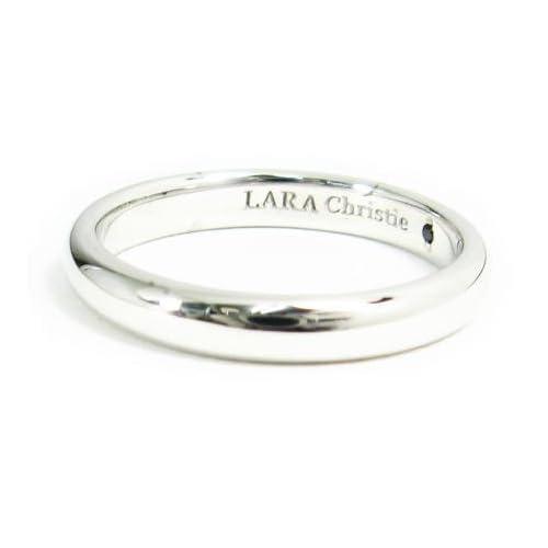 (ララクリスティー) LARA Christie ララクリスティー LARA Christie エターナルビューティー リング [ BLACK Label ブラックレーベル] 21号 R3872-B21